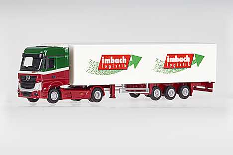 Modell Sattelzug Imbach Logistik